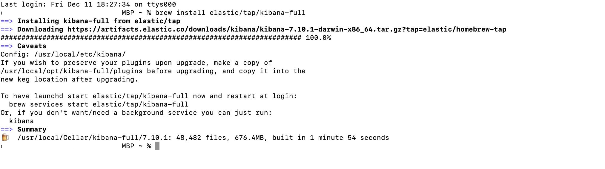 Kibana_Install